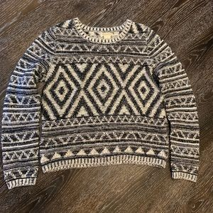 Lucky Brand Knitted Sweater